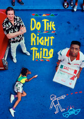 Do the Right Thing Netflix AR (Argentina)