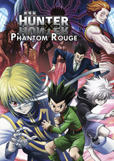 Hunter x Hunter: Phantom Rouge Netflix AR (Argentina)